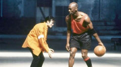 当迈克尔-乔丹遇上迈克尔-杰克逊,篮球与音乐的