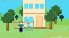 MC搞笑动画:史蒂夫把村长养的鱼拿去烤了