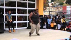 """搞笑视频:有时候,胖子跳舞是真的""""好看""""!"""
