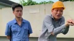 广西老表搞笑视频:这是我见过扮鸵鸟最像的人