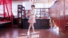 """美女终于有勇气献舞,一支""""桃源恋歌""""好美啊"""