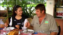 香港大厨煮美食,白灼淡水龙虾,豉汁蒸翡翠鲈