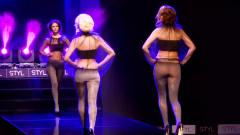 巴黎国际时装周新品内衣秀,大胆的设计,很好展现模特的实力!