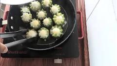 春季美食又逢双休,教你做道肉蛋酿苦瓜,好吃