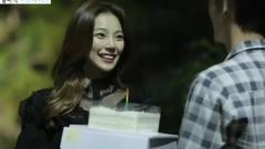 恋爱的滋味:女嘉宾大老远去给韩国男星过生日