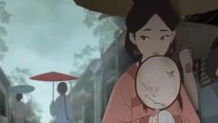 一部催泪爱情动画,相爱的两人却不能在一起,