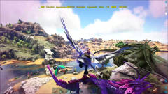 【幽冥】方舟生存进化:原始恐惧天堂级老鹰1