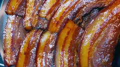 美食:红烧五花肉换种新方法,肉质鲜嫩一点也