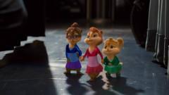 鼠来宝2:女花栗鼠们漂亮的脸庞优美的歌声,带