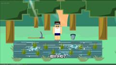 MC搞笑动画:史蒂夫的水稻致富梦