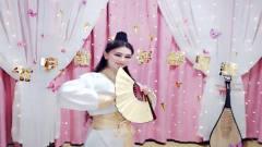 美女主播音符舞蹈《沧海一声笑》歌声荡气回肠