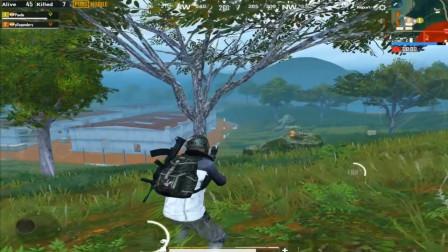 吃鸡手游国际服大雾远距离射杀多位玩家
