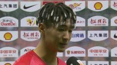 韦世豪:新发型为自己带来好运,下半程尽可能