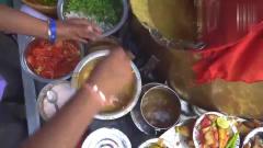 印度街头小吃美食, 好不好吃, 真的是很难看下去