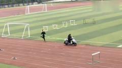 体育生的辛苦谁懂?跑不动是不存在的,体育老