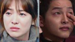 宋慧乔被问离婚原因时,首次在节目中掩面流泪