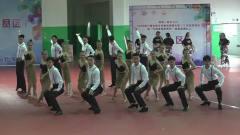 37 普通院校组  自选体育舞蹈  南昌师范学院二队