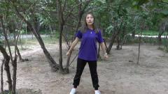 楠楠舞蹈,今天教你热舞的基础,掌握好节奏