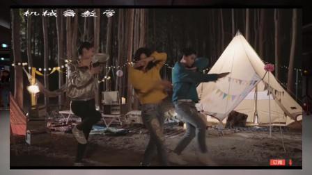 【街舞】1MILLION X 可爱街舞美女Galay S8 广告