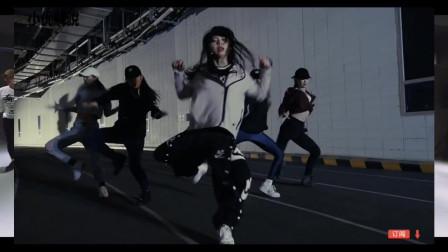 【街舞】1MILLION 可爱街舞美女 X NIKE 广告