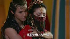 王子大婚之夜,终于将宫女的面纱摘下,竟是个