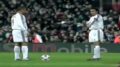 皇家马德里 银河战舰时期的25大经典进球,美如