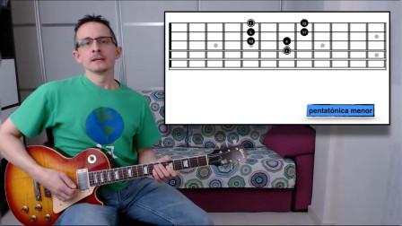 布鲁斯吉他教学:蓝调吉他如何即兴演奏