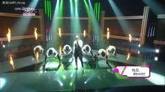 BTS-N.O[2013.10.11 音乐银行]