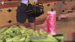 老外街头恶搞,超市的袋子打不开有多尴尬?路