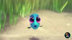 经典歌曲我是一只鱼,任贤齐动画版的,为何很