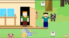 MC搞笑动画:老鼠的快乐小美不想懂