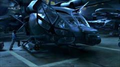 阿凡达-杰克与博士被救出,一行人逃出军事基地