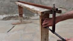 牛人用方管制作的這個工具,許多人都要用到,