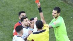 曝梅西或被南美足协禁赛2年,恐无缘美洲杯与世