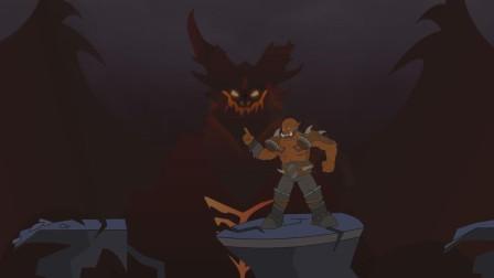 炉石传说:翻倍心火大表哥,能否击穿战士护甲