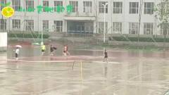 体育生的快乐简单粗暴,仗着身体好在雨里为所