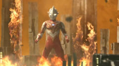 四川方言:用火影忍者的方式打开奥特曼?搞笑
