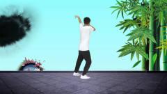 25步曳步舞《你不来我不老》,动作简单易学,音