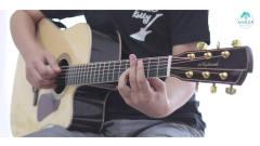 王贰浪《像鱼》王贰浪-吉他弹唱翻唱-大树音乐屋