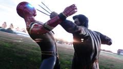 牛人自制3D動畫:史詩級戰斗,鋼鐵戰衣蜘蛛俠大