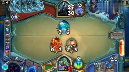 炉石传说:冰封王座潜行者,只用两张新卡欺负