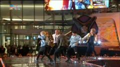 防弹少年团《Fire》Dmc韩国音乐节演唱会表演嘉宾