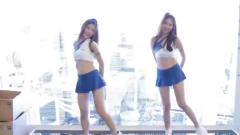 台湾小姐姐穿短裙背心热舞,身材性感,想带走
