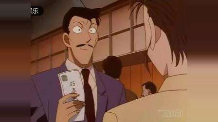 名侦探柯南:小五郎接受保镖的工作,是因为社