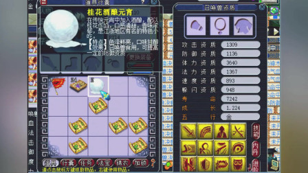 梦幻西游:呆瓜16技能童子养成计划 老王:已经