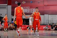 中国男篮夏季联赛G4全记录:周琦两双难救主,李