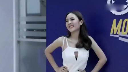 两美女为了抢镜头各出狠招,泰国广告真是说出