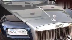 奇闻趣事:价值24万的劳斯莱斯车标,这么显眼不