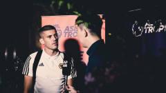 PP体育专访考迪:欧文说我是狼队巨星不敢当 球