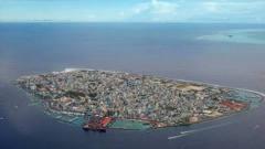 海上出现一个小岛,比日本都大,原来是垃圾组